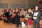 Фестиваль военной песни в гимназии