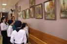 Выставка картин художника-фронтовика